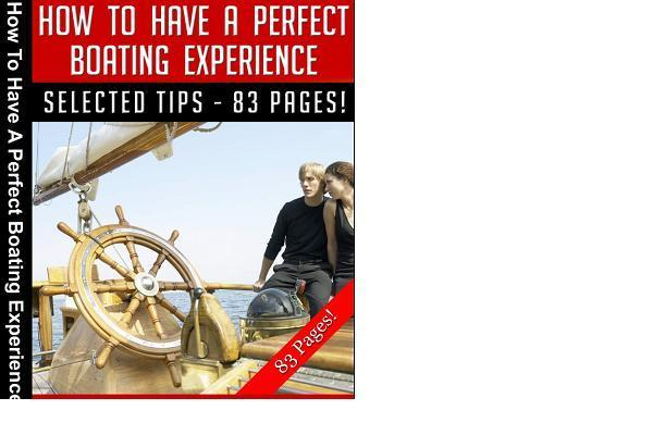Product picture Boating Guide